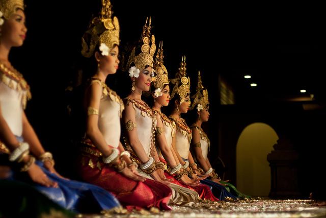Cambodia Dance Praveen
